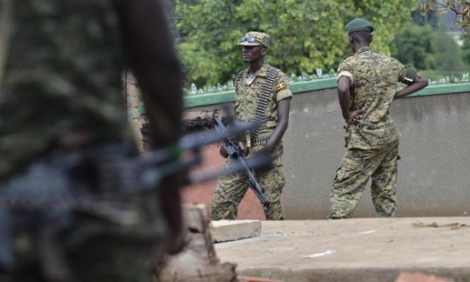 """""""الاغتصاب كسلاح وحشي في الحرب بإفريقيا الوسطى"""""""