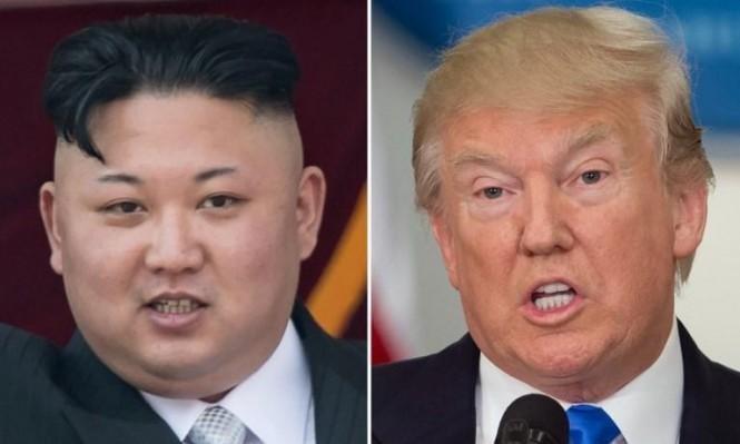"""ترامب """"يغرّد"""": """"أمر واحد فقط سيفلح مع كوريا الشمالية"""""""