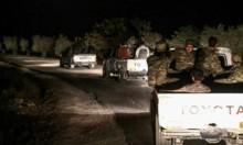 الجيش التركي يشتبك مع مسلحين على حدود سورية