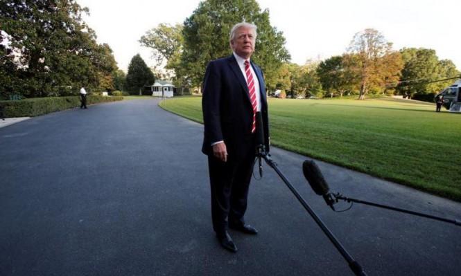 قضية واينستين: ترامب لم يتفاجأ بمزاعم التحرش
