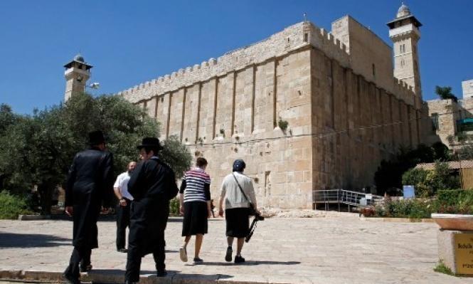الاحتلال يغلق الحرم الإبراهيمي بوجه المسلمين خلال عيد العرش