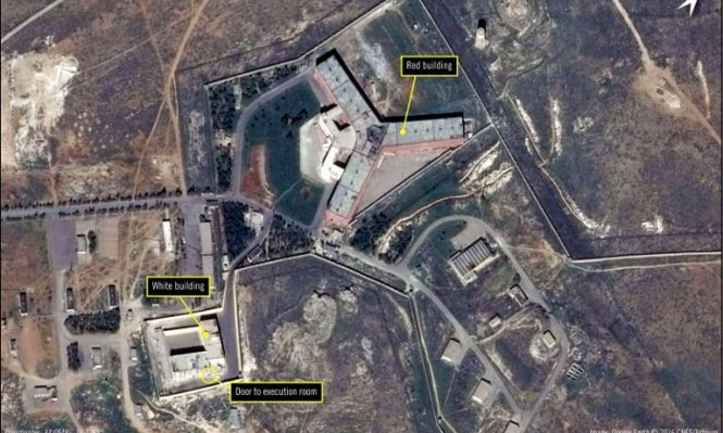 إسرائيل درست مهاجمة سجن صيدنايا السوري بعد حرق سجناء