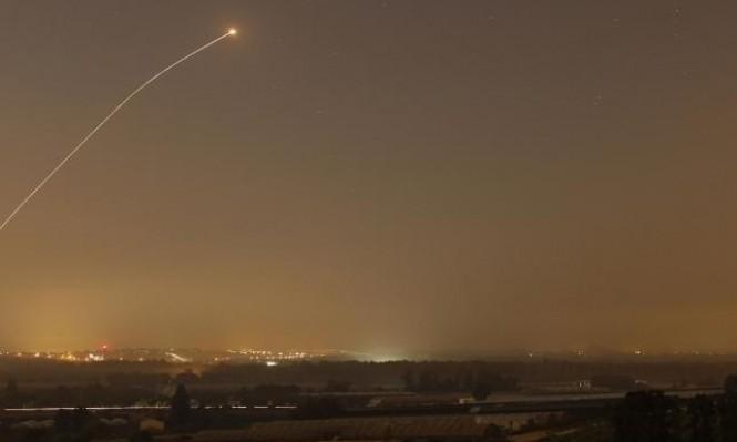 سقوط قذيفة من قطاع غزة وإسرائيل تقصف موقعًا لحماس
