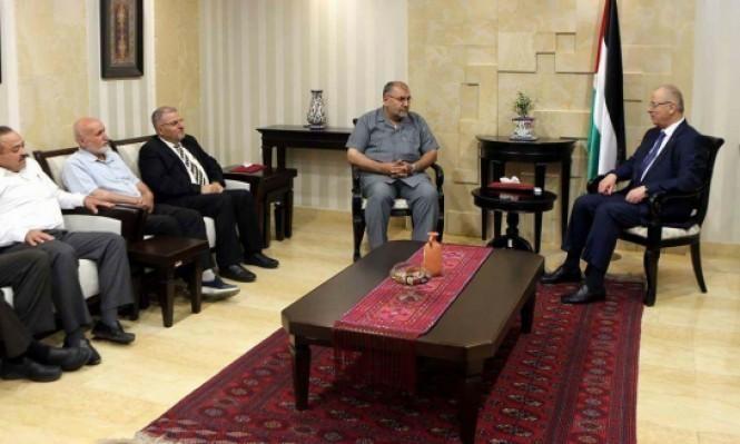 الاحتلال يمنع وفد حماس الضفة المشاركة بحوارات المصالحة