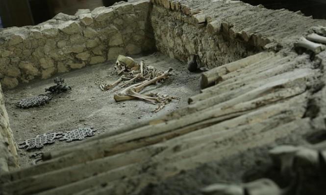 خلاخيل رجالية وأسلحة نسائية في مقبرة تركية منذ 4500 سنة