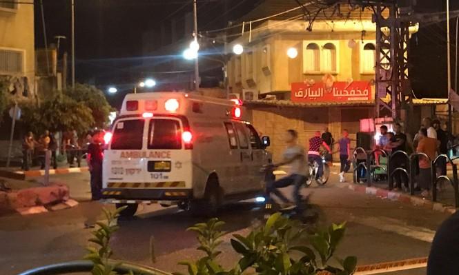 قلنسوة: إصابة شخصين وأضرار بالممتلكات بتبادل إطلاق نار
