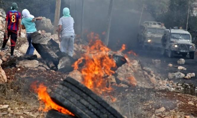 الاحتلال يعتقل 18 فلسطينيا بالضفة وغزة