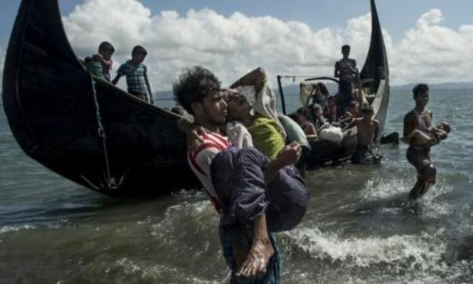 عشرات القتلى والمفقودين بغرق مركب للروهينغا في بنغلادش