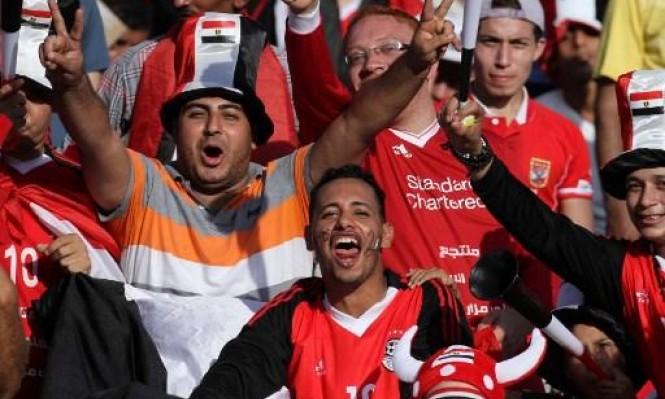 الإثارة الناتجة عن مشاهدة المباريات الرياضية تشبه ممارستها