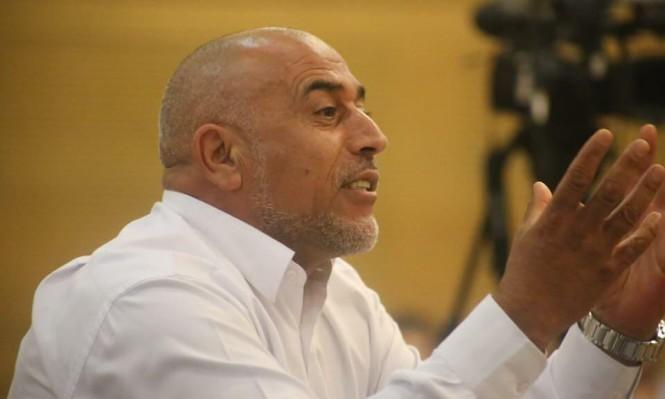 أبو عرار: إغراءات تجنيد شبابنا هدفها سلخهم عن الصف الوطني