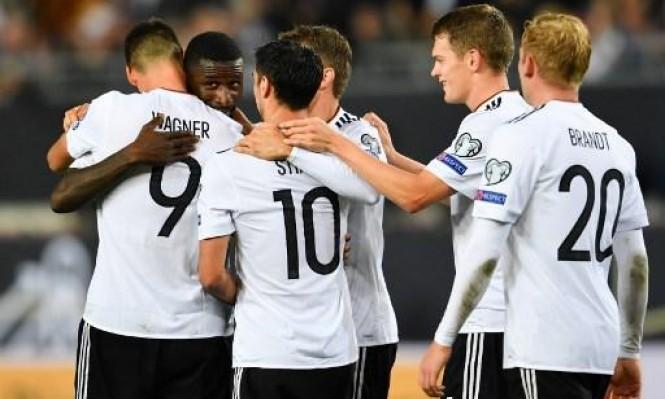 ألمانيا تحصد العلامة الكاملة في ختام مشوارها للمونديال