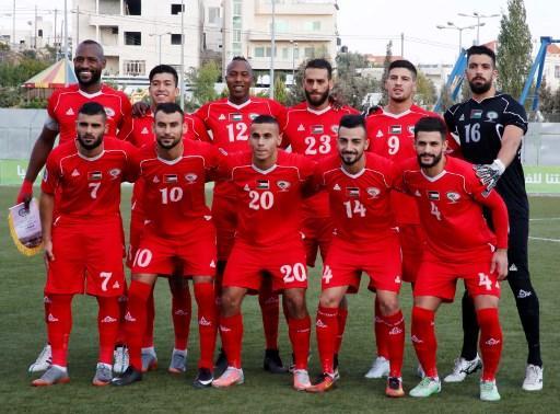 المنتخب الفلسطيني يتأهل لنهائيات كأس آسيا 2019