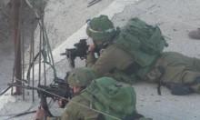 إصابات في مواجهات مع الاحتلال في بلدة بيت أمر