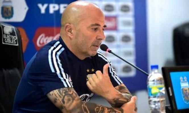 مدرب الأرجنتين يتحدث عشية المباراة المصيرية