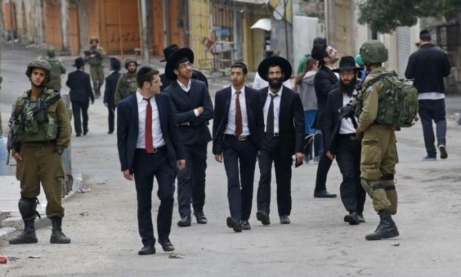 الخليل: 22 ألف مستوطن بالحرم الإبراهيمي وإغلاقه بوجه الفلسطينيين