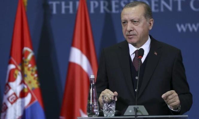 أردوغان: إذا كان السفير الأميركي اتخذ القرار ينبغي إقالته