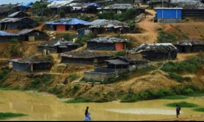 أوسع حملة تلقيح ضد الكوليرا للاجئي الروهينغا في بنغلادش