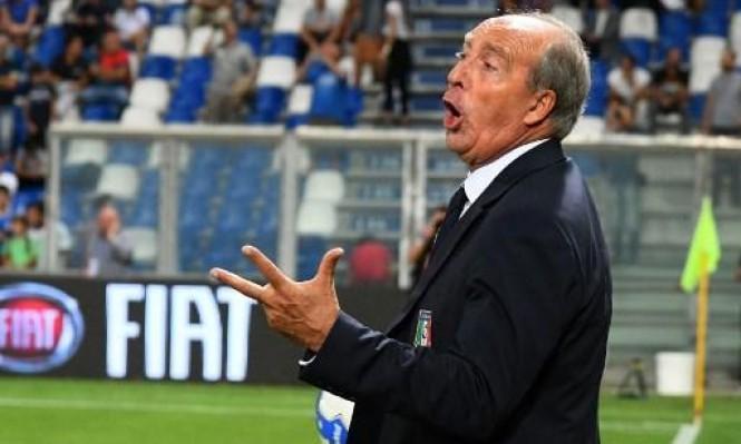 مدرب إيطاليا واثق من اللحاق بركب المتأهلين للمونديال