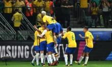 البرازيل تحرم تشيلي من الصعود لمونديال 2018
