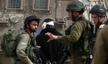 الاحتلال يعتقل شابين فلسطينيين بشبهة التخطيط لتنفيذ عمليات