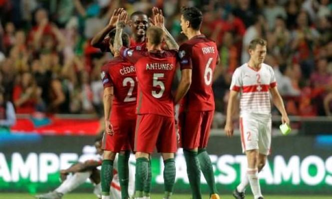 البرتغال تحصد بطاقة تأهلها لمونديال 2018
