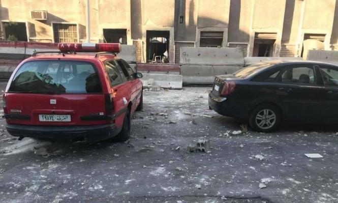 داعش يتبنى تفجيرات اليوم وسط دمشق