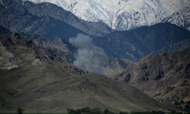 أميركا تلقي أكبر عدد من القنابل في أفغانستان منذ 2010