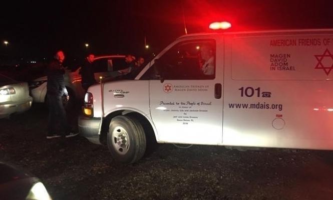 باقة الغربية: إصابة امرأة إثر تعرضها لجريمة طعن