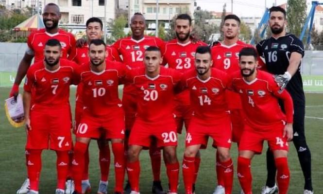 مدرب فلسطين يعقب بعد التأهل لكأس آسيا 2019