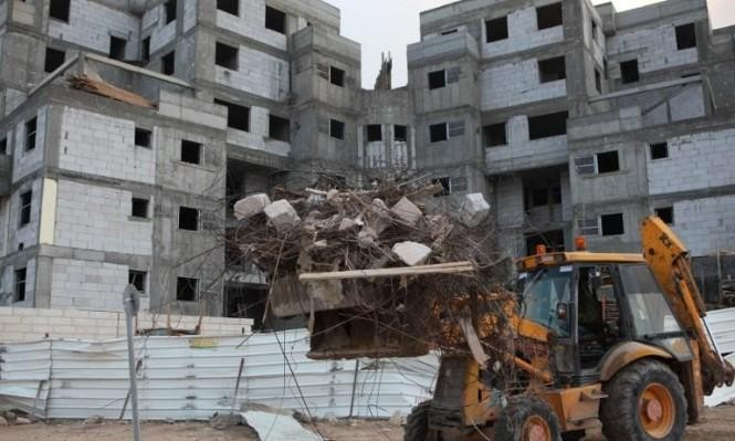 مسؤول إسرائيلي: 12 ألف وحدة سكنية استيطانية في العام 2017