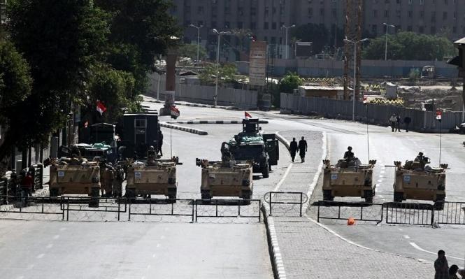 نظام السيسي يمدد حالة الطوارئ في مصر 3 أشهر