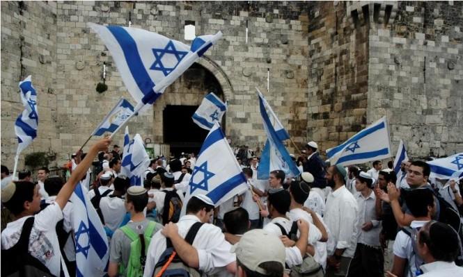 مسيرة استفزازية للمستوطنين بالقدس القديمة واقتحام الأقصى