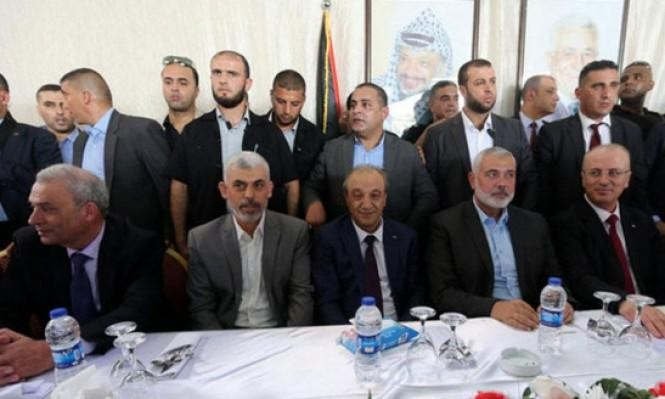 هنية يعلن التوصل إلى اتفاق بين فتح وحماس