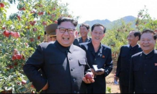 """""""هدوء يسبق العاصفة"""" موجه إلى كوريا الشمالية"""