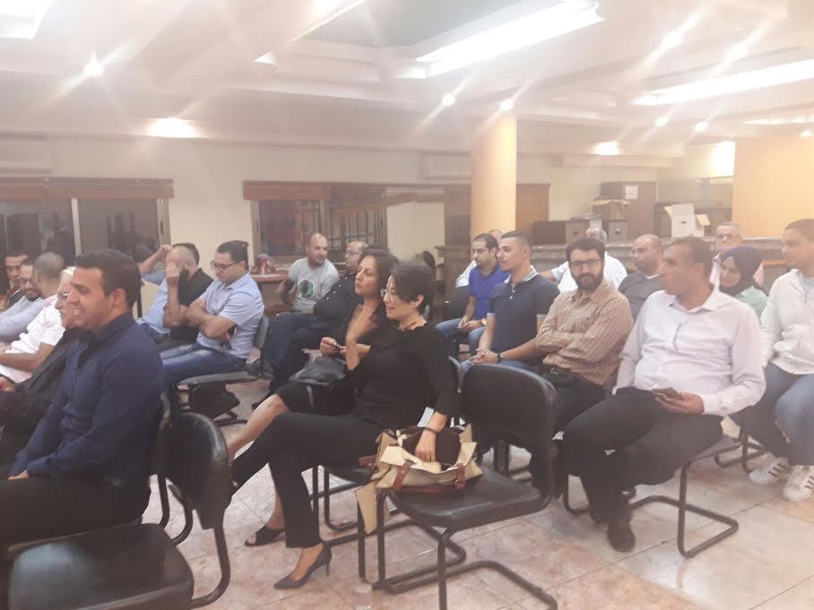 الناصرة: ندوة سياسية بمناسبة الذكرى17 لهبة القدس والأقصى