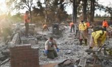 حرائق كاليفورنيا تخلف 31 قتيلًا على الأقل