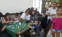 لقاء العودة بين الجدات وأحفادهن في جديدة المكر