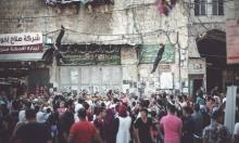 مجموعة صور من عرض فرقة XY الحركي في نابلس   علاء عبد الله