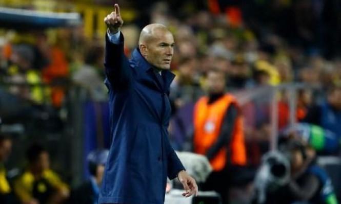 صحيفة: زيدان يقترب من الرحيل عن ريال مدريد!