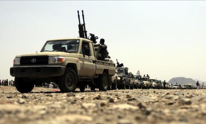 مقتل 10 حوثيين في قصف مدفعي شرقي اليمن