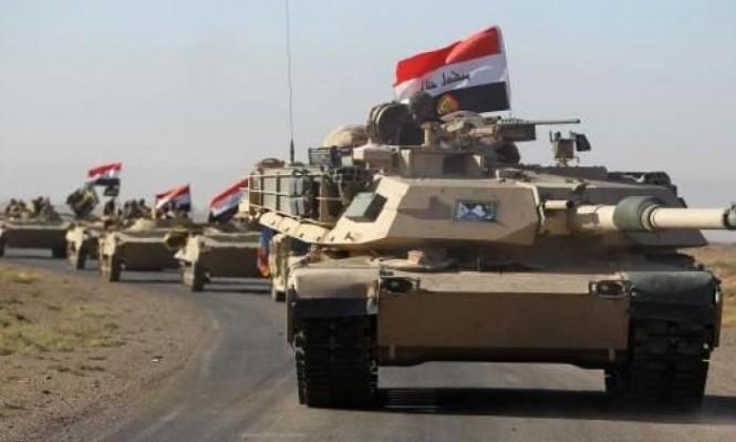 القوات العراقية تنتشر قرب كركوك والبشمركة تستنفر