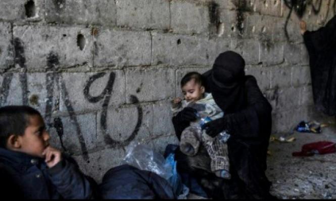 سورية: استسلام 100 من مقاتلي داعش السوريين في الرقة