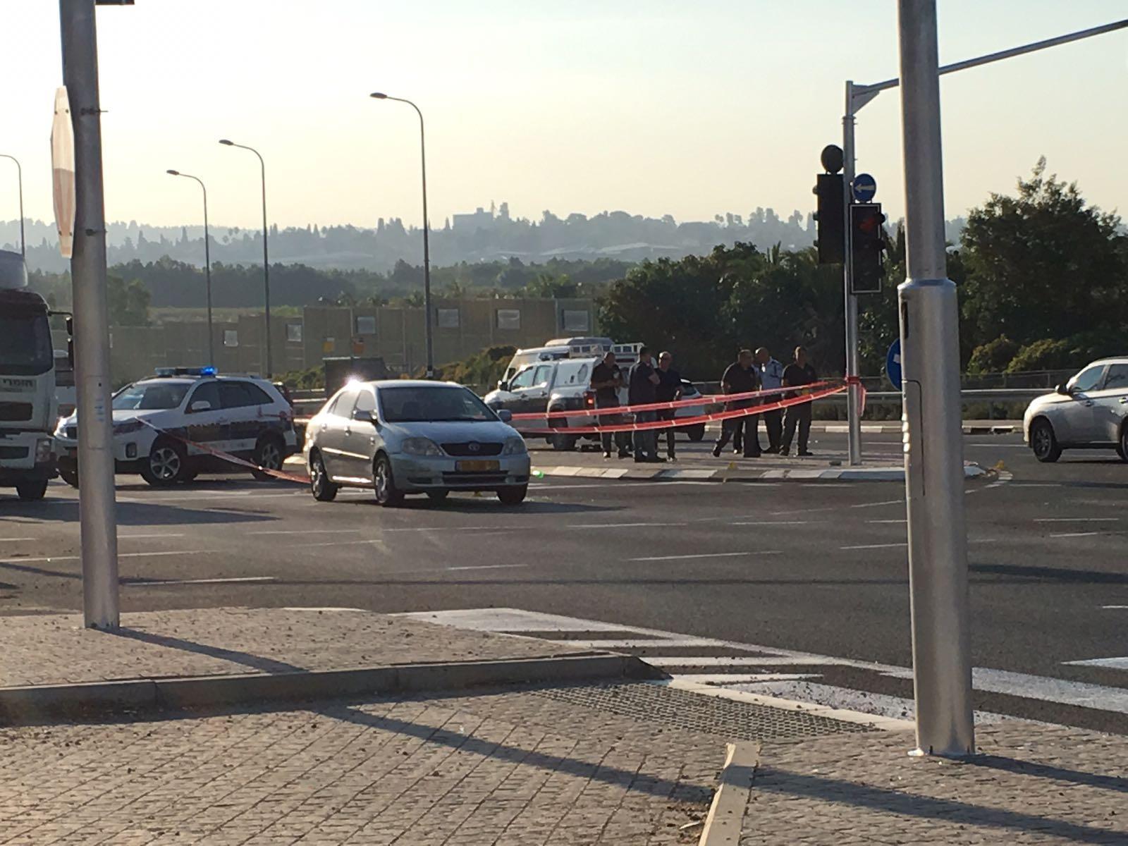 الناصرة: إصابة شقيقين في جريمة إطلاق نار