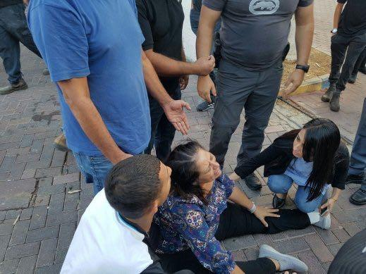 جلجولية: مشاحنات بين رئيس المجلس وبعض الأهالي