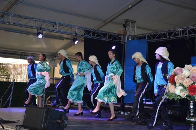 مهرجان كان زمان في بيت جن: آلاف الزوار في اليوم الأول