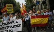 اليمين الإسباني المتطرف يطل برأسه من نافذة كاتالونيا