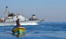 بحرية الاحتلال تعتقل 4 صيادين ببحر غزة