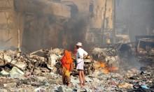 إصابة دبلوماسي قطري في تفجير مقديشو