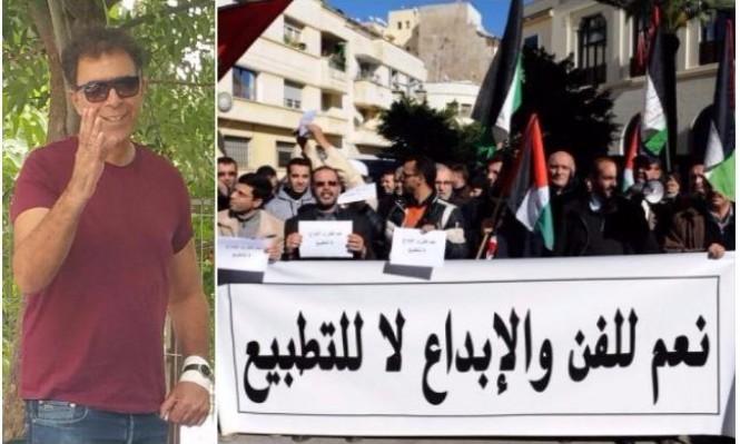 """المخرج نزار حسن: """"بعضنا يحاول فرض إسرائيل على العالم العربي"""""""
