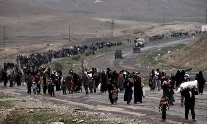 700 ألف عراقي ما زالوا عالقين خارج الموصل
